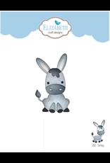 Elizabeth Crafts donkey die