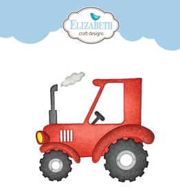 Elizabeth Crafts tractor die
