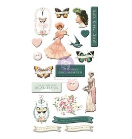 PRIMA MARKETING INC My Sweet: Puffy Stickers