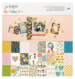 american crafts Reaching Out 12x12 Pad