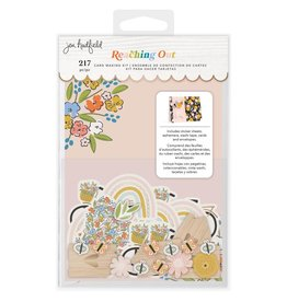 american crafts Reaching Out Card Kit