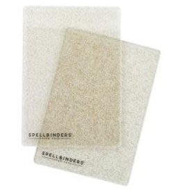 spellbinders Standard Glitter Cutting Plates