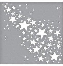 spellbinders Star Bright Stencil