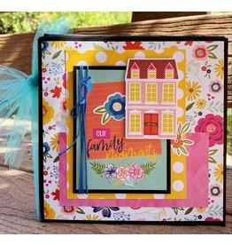 Nikki Sher 05/15/21 Our Family Mini Folio by Nikki