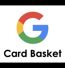 Google Card Basket