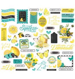 simple stories Simple Vintage Lemon Twist - Bits & Pieces