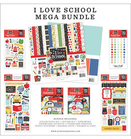 Echo Park I Love School: Mega Bundle