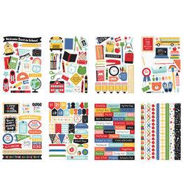Echo Park I Love School: Sticker Book