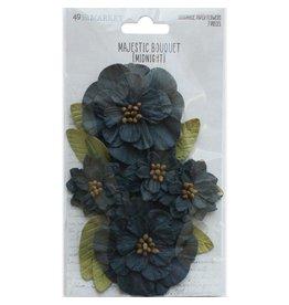 49 & Market Majestic Bouquet: Midnight