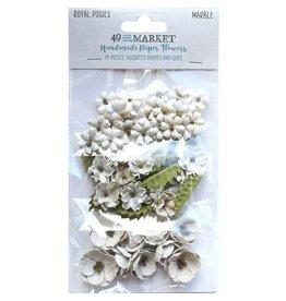 49 & Market Royal Posies: Marble