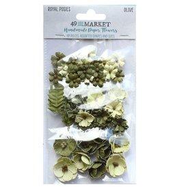 49 & Market Royal Posies: Olive