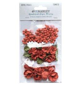 49 & Market Royal Posies: Tomato
