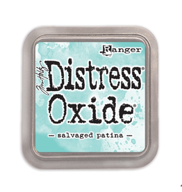 RANGER Salvaged Patina Distress Oxide Ink Pad