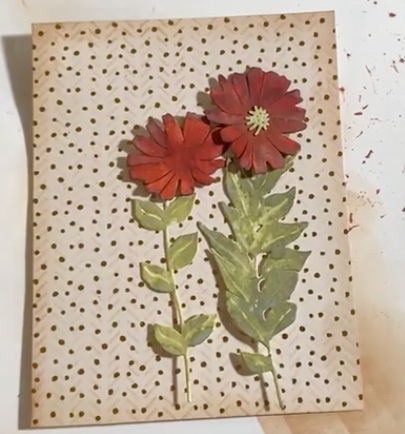 Watercoloring Wild Blooms Just in Time for Mother's Day