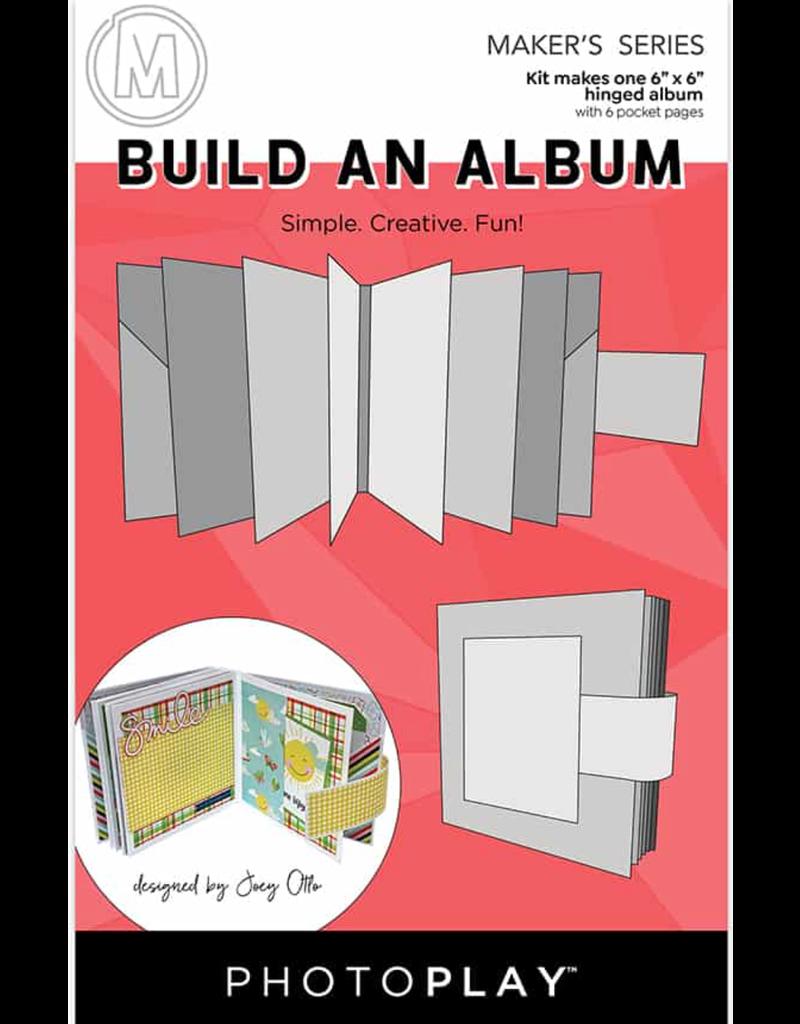 Photoplay Build an Album 6x6 by Joey Otlo