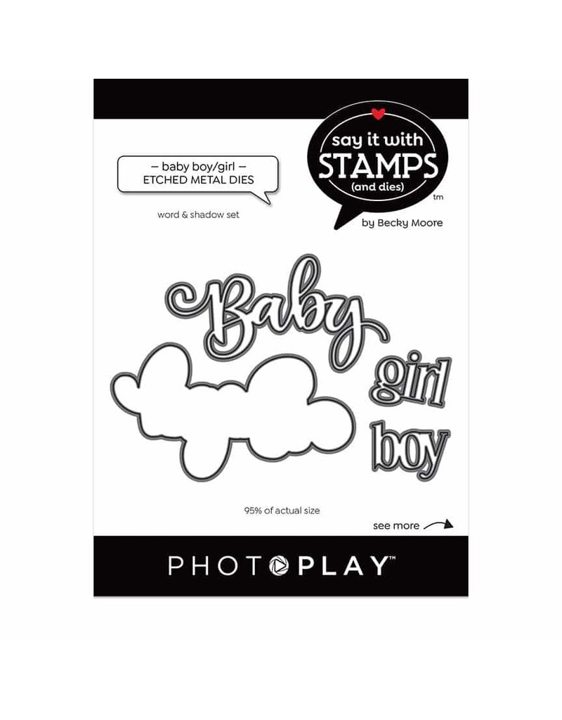 Photoplay Baby Boy/Girl Dies