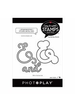 Photoplay Ampersand/And Word Dies