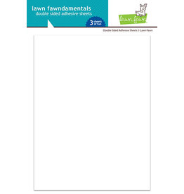lawn fawn double sided adhesive sheets