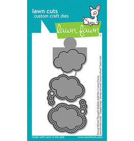 lawn fawn reveal wheel thought bubble add-on