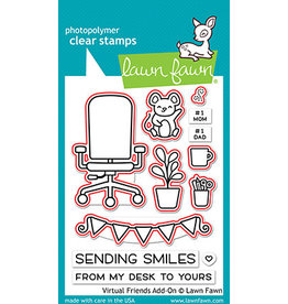 lawn fawn virtual friends add-on die