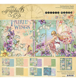 GRAPHIC 45 Fairie Wings Collection Kit