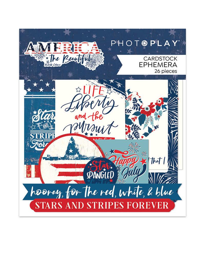 Photoplay America the Beautiful - Ephemera