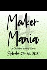 Creative Escape Maker Mania 4