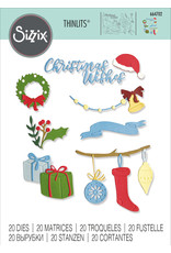 sizzix Christmas Decorations Die
