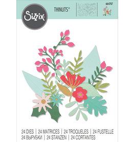 sizzix Floral Abundance Die