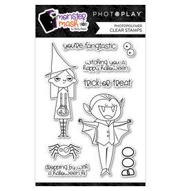 Photoplay Monster Mash - Stamp Set