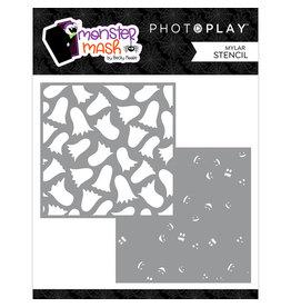 Photoplay Monster Mash - Stencil 2-Piece