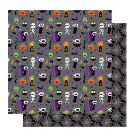 Photoplay Monster Mash Paper - Costume Party
