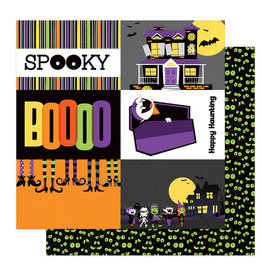 Photoplay Monster Mash Paper - Spooky
