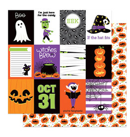 Photoplay Monster Mash Paper- Fangtastic