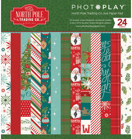 Photoplay The North Pole Trading Co. - 6x6 Pad