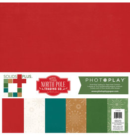 Photoplay The North Pole Trading Co. - Solids + Paper Pack