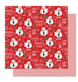 Photoplay The North Pole Trading Co. Paper - Better Not Pout