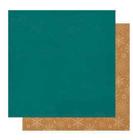 Photoplay The North Pole Trading Co. Paper - Solids + Blue/Gold