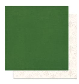 Photoplay The North Pole Trading Co. Paper - Solids + Green/Cream