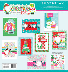 Photoplay Tulla & Norbert's Christmas Party - Card Kit