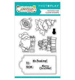 Photoplay Tulla & Norbert's Christmas Party - Christmas Morning Stamp Set