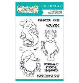 Photoplay Tulla & Norbert's Christmas Party - Gnomies Stamp Set