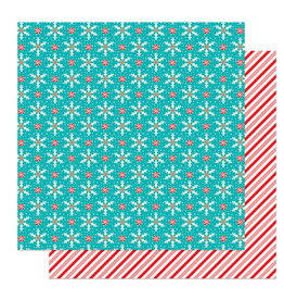 Photoplay Tulla & Norbert's Christmas Party Paper - Let It Snow