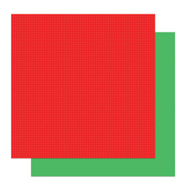 Photoplay Tulla & Norbert's Christmas Party Paper - Solids + RED