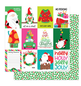 Photoplay Tulla & Norbert's Christmas Party Paper- Holly Jolly
