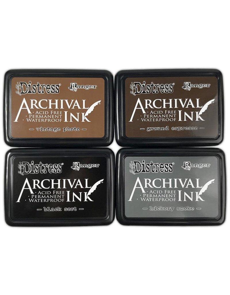 RANGER Archival Ink Kit: Basics Stack