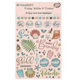 49 and Market Va Beached: Epoxy Sticker