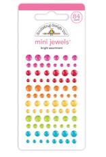 DOODLEBUG cute & crafty: bright assortment mini jewels