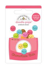 DOODLEBUG cute & crafty: chocolate bits doodle-pops