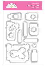 DOODLEBUG cute & crafty: doodle cuts